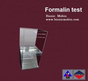 formalin test