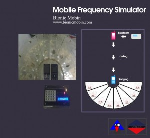 mobile frequency simulator