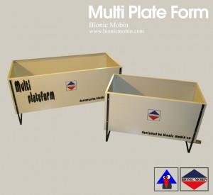 multi plate form